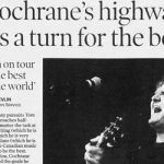 Cochrane's Highway Takes A Turn For The Better
